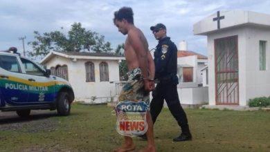 Photo of Polícia Militar prende rapaz que roubou bolsa e invadiu cemitério