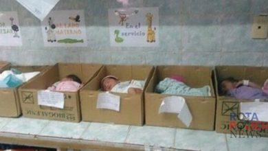 Photo of Mundo: por crise, bebês dormem em caixas em hospital da Venezuela