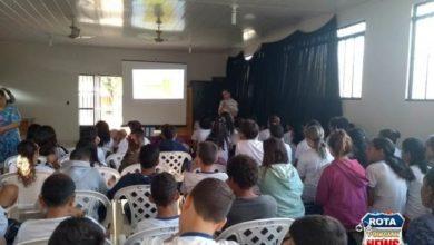 Photo of 3º BPM realiza palestra sobre combate ao suicídio em escola em Vilhena