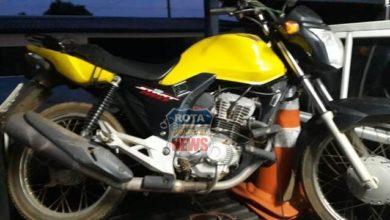 Photo of Policiais militares de Chupinguaia recuperam moto que foi furtada de mototáxista