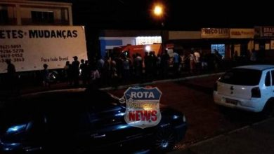 Photo of Mulher embriagada é atropelada por entregador de pizzas na avenida Melvin Jones