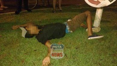 Photo of Urgente: jovem é morto a tiros em frente ao Tiro de Guerra