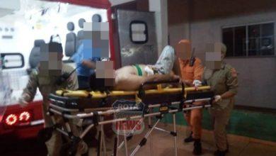 """Photo of Urgente: pai nega """"poso"""" a filho e acaba baleado no residencial Alvorada"""