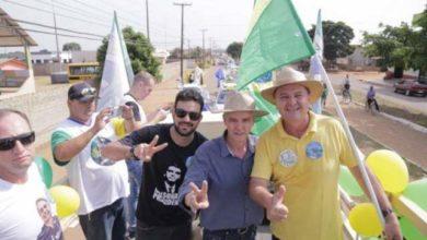 Photo of Estreando na política como candidato a senador, Bagattoli realiza carreata histórica em Vilhena