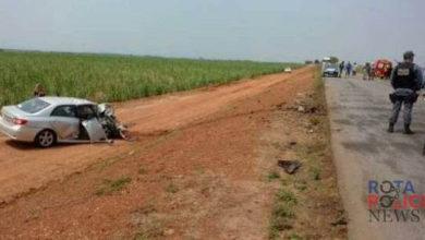 Photo of Ex-vereador de Vilhena se envolve em acidente com vítimas fatais no Mato Grosso