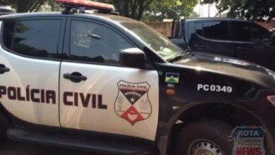 """Photo of """"Operação Breaking Bad"""" contra tráfico de drogas deflagrada pela PC prende 5 pessoas em Cerejeiras"""