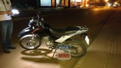 Photo of Homem embriagado acaba atropelado por motociclista no Cristo Rei