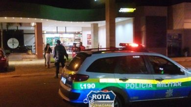 Photo of Briga em frente ao Subway termina com dois detidos em Vilhena