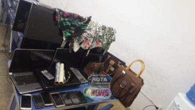 Photo of Prisão de rapaz com moto roubada resultou em apreensão de objetos furtados e apreensao de drogas