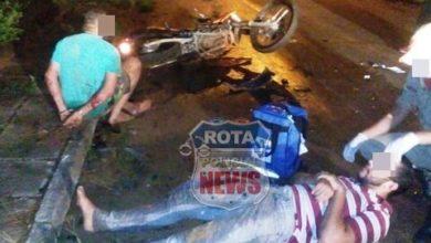 Photo of Urgente: Polícia Militar e Núcleo de Inteligência prendem membros do PCC, dois deles colidiram contra um carro no Centro