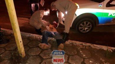 Foto de Supostas vítimas de furto esfaqueiam homem no bairro Cristo Rei em Vilhena