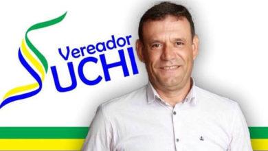 Photo of Vereador Sargento Suchi que votou pela cassação do vereador Célio Batista, lamenta absolvição através de vídeo