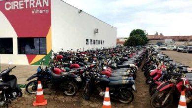 Photo of Ciretran de Vilhena irá leiloar 500 carros e motos que foram apreendidos no Cone Sul