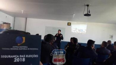 Photo of 3º BPM: Policiais Militares participam de instrução sobre eleições 2018