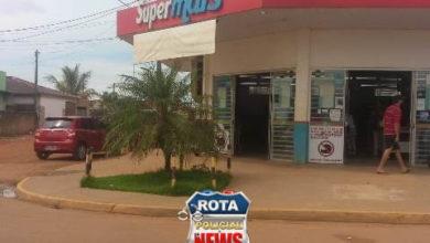 Foto de Urgente: ladrões armados assaltam supermercado na avenida Curitiba