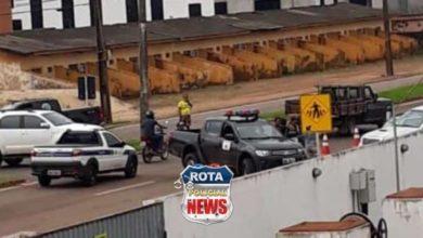 Photo of Colisão entre carros deixa mulher com ferimentos na BR-174