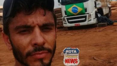 Photo of Caminhoneiro morre afogado após sair da estrada, descer ribanceira e parar dentro de riacho na BR-364 em Vilhena