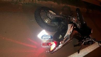Photo of Motociclista colide com motoneta na BR-364 em Vilhena