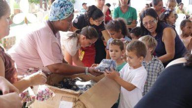 Foto de Festa das Crianças em Nova Conquista reúne comunidade em tarde de alegria