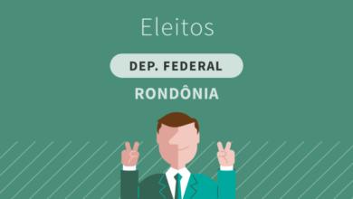 Photo of Eleitos os 8 deputados federais de Rondônia, com 99,47% das urnas apuradas