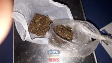 Photo of Radiopatrulha prende jovem com drogas no bairro Bela Vista