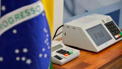 Foto de Eleitor de Ouro Preto denuncia que foi votar e não apareceu o número e a foto do candidato e caso vai parar na DP