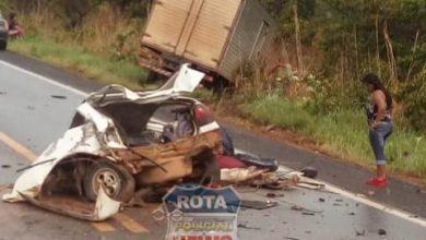Photo of Urgente: duas vítimas fatais em acidente de trânsito na BR-364 em Vilhena