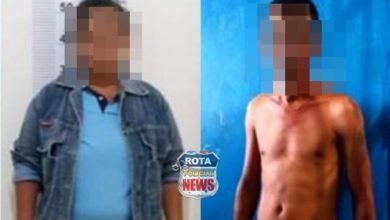 Foto de Casal procura UNISP para comunicar perda de documentos e são presos por força de mandados de prisão em Vilhena