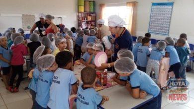 Photo of Festa a fantasia mobiliza alunos na organização de evento em escola municipal