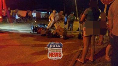 Foto de Homem provoca acidente e foge do local sem prestar socorro