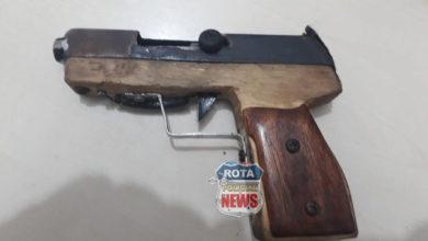 Photo of PM prende homem com arma artesanal no distrito de Guaporé em Chupinguaia