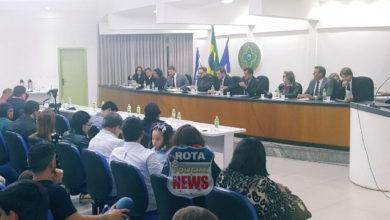 Photo of Em Vilhena, CPI para a cassação de Célio Batista é adiada e vereador Sargento Sushi se indigna