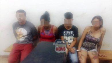 Photo of Polícia Militar prende envolvidos em arrastão ocorrido na noite de domingo em Vilhena