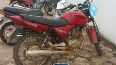 Photo of Motocicleta que foi furtada em Cerejeiras é recuperada pela PM em Vilhena e suspeito é preso