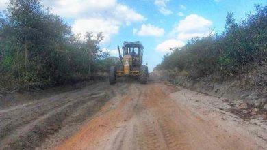 Foto de Estradas e pontes de Nova Conquista recebem força-tarefa da Prefeitura