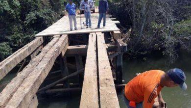 Foto de Sete pontes foram reconstruídas ou reformadas nos últimos três meses em Vilhena