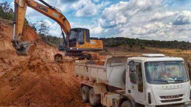Foto de Semagri apoia Semosp na recuperação de mais de 40 km de estradas rurais em Vilhena