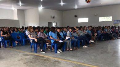 Photo of Mais de 500 estudantes são instruídos para encontrar os caminhos do primeiro emprego