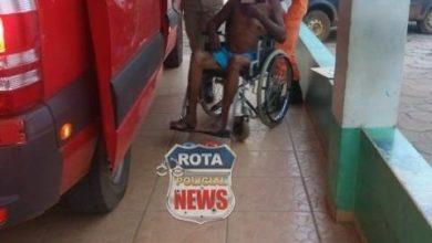 Photo of Idoso sofre ferimentos ao cair dentro de casa e Bombeiros são acionados