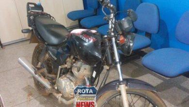 Photo of Polícia Militar recupera motocicleta que foi furtada de homem embriagado em Vilhena