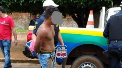 """Photo of Policial à paisana prende ladrão com tatuagem """"matador de policiais"""" que havia acabado de roubar bolsa de mulher"""