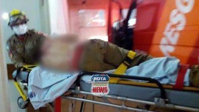 Photo of Briga  de bar termina com um lesionado na cabeça a golpes de terçado e outro com golpes de taco de sinuca