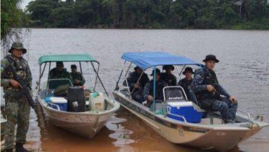 Photo of Cone Sul: Policiais Militares do 3º BPM realizam operação na região do Rio Guaporé
