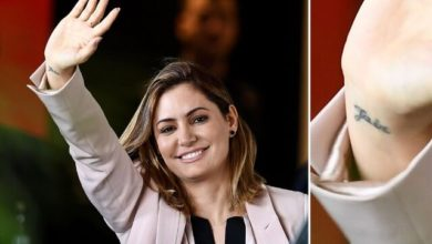 Photo of Michelle Bolsonaro afirma que pretende participar de 'todos os projetos sociais possíveis'