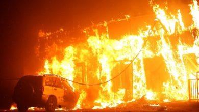 Foto de Incêndios na Califórnia obrigam mais de 150 mil a deixarem suas casas