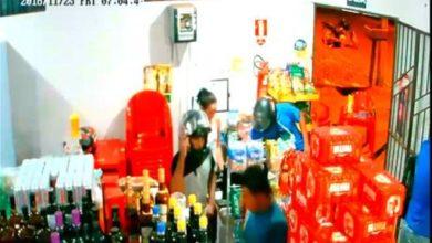 Photo of Distribuidora é alvo de assaltantes na avenida Perimetral, confira o vídeo da ação criminosa