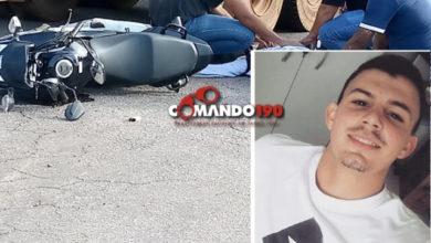 Photo of Jovem de 23 anos morre em trágico acidente na BR 364
