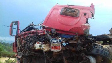 Photo of Identificado caminhoneiro que perdeu a vida em acidente na BR-364 próximo à Vilhena