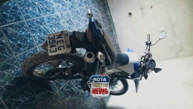 Photo of Denúncia leva PM a recuperar moto que foi tomada durante roubo no Alto dos Parecis em Vilhena