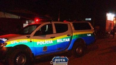 Photo of Bandidos armados trancam pedreiro dentro de banheiro de construção e roubam Honda Brós em Vilhena